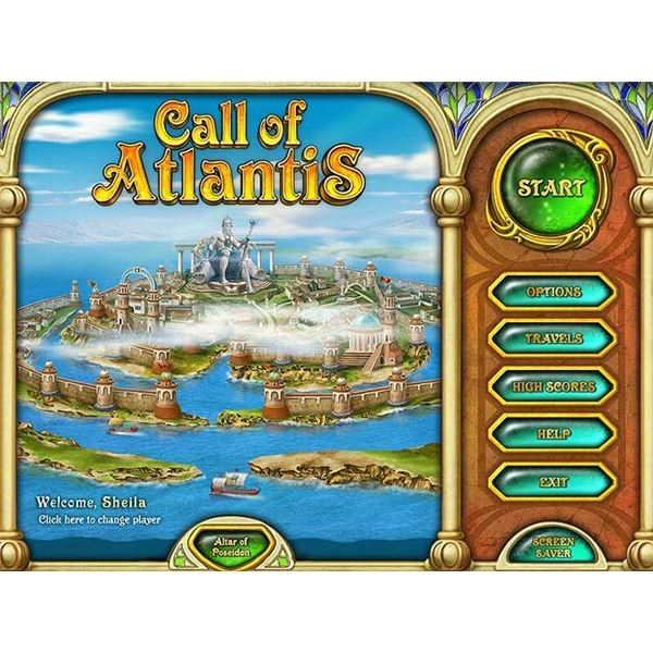 Helpful Tips for the Call of Atlantis Game - How to Use Bonus items for Higher Scoring and Game Round Success