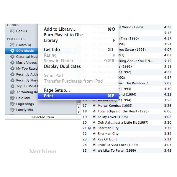 Itunes Jewel Case Labelling Guide