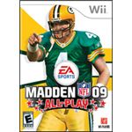 Madden 2009 Wii All-Play