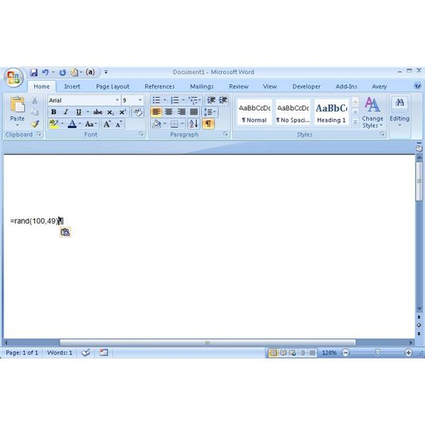 microsoft word easter eggs