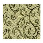 Olive Green Floral Texture