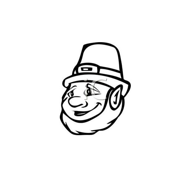 Pictures Of... Leprechaun Clipart