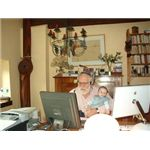 Marc nils home office 2004