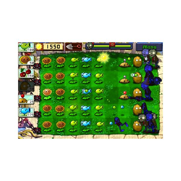IPlants vs Zombies
