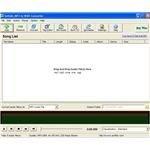 Softdiv MP3 to WAV Converter Main Interface