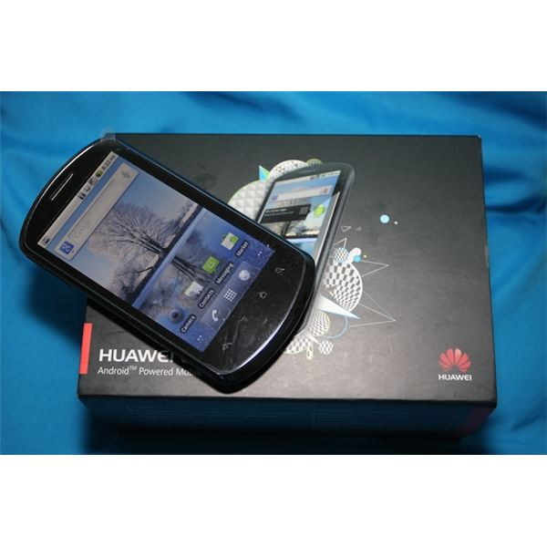 huawei ideos x5 pic 1