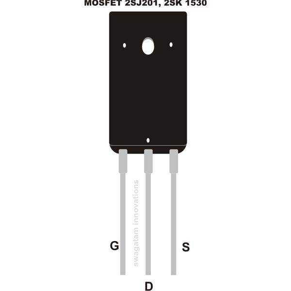 How to Build a 100 Watt MOSFET Amplifier Circuit - Simple
