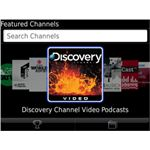 Blackberry Podcast Featured Channels
