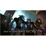Worgen in World of Warcraft Cataclysm