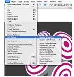 Entering Illustrator's Live Color palette