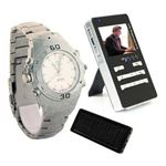 Wireless Spy Watch Video Camera DVR