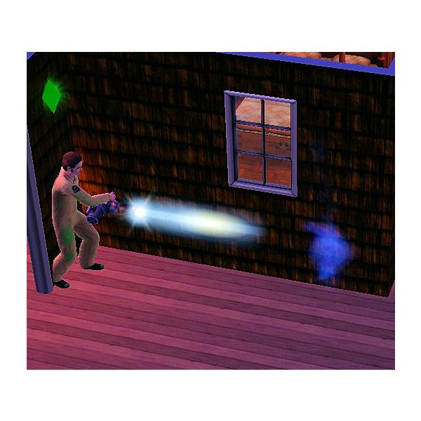The Sims 3 Ghost Hunting