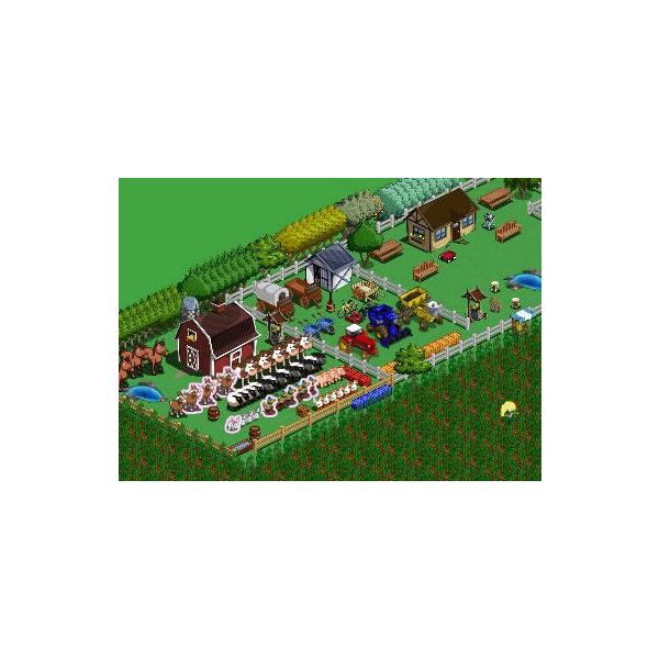 best farm games on facebook