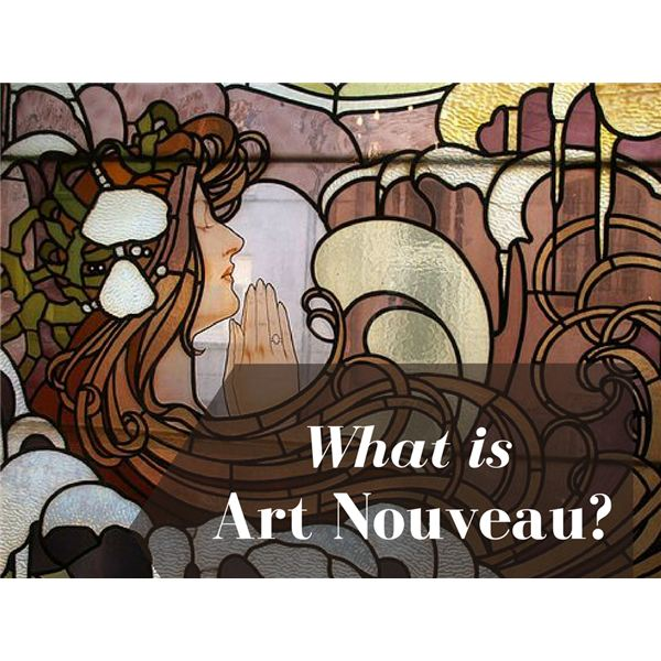 All about the Art Nouveau Movement and Artists