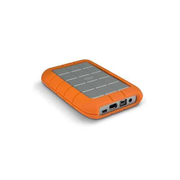 Lacie Rugged Hard Drive