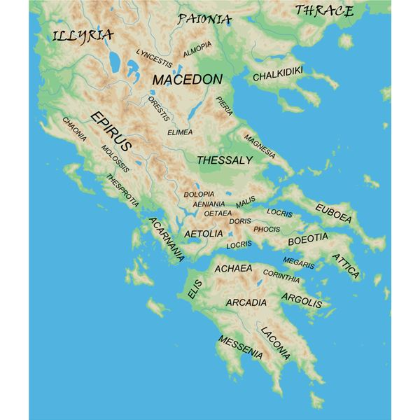 Ancient Greece from Wikipedia