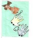 Child Hand Train