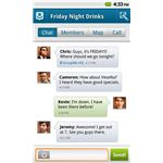 GroupMe app for Android