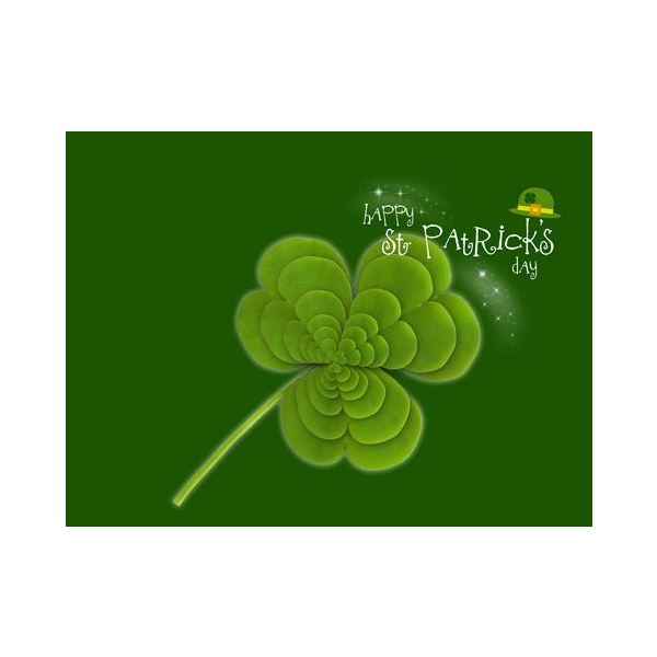st-patricks-day-scrapbook-backgrounds-clover-greeting