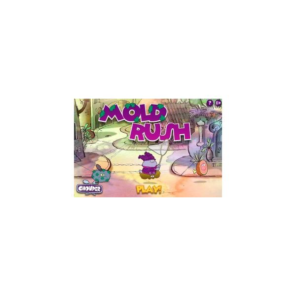mold rush games, kids computer puzzle games