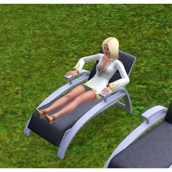 The Sims 3 Outdoor Stuff Clothes