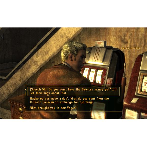 Fallout: New Vegas Guide - You Can Depend on Me