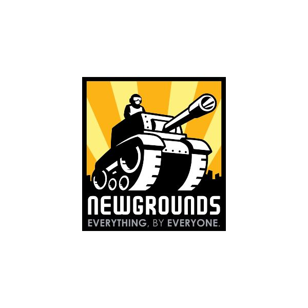 Newgrounds logo1 9485