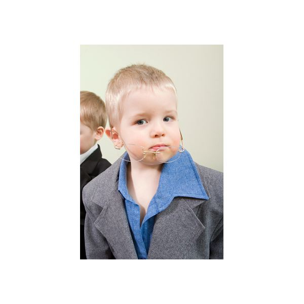 A child with PDD may exhibit odd or inappropriate behaviors.