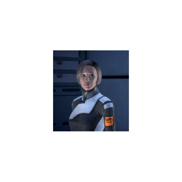 Mass Effect 2 Serrice Ice Brandy