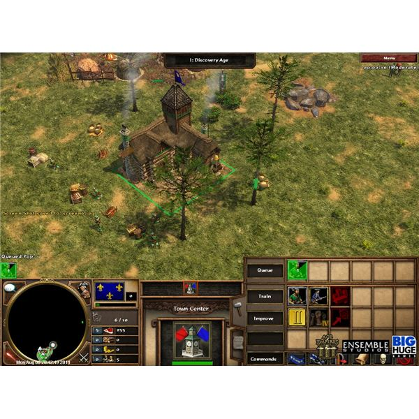 Age of Empires 3 new features and storylines