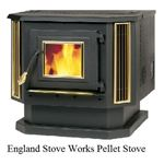 England Stove Works 55-SHP22 pellet stove