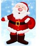 photoshop-christmas-templates-santaclause