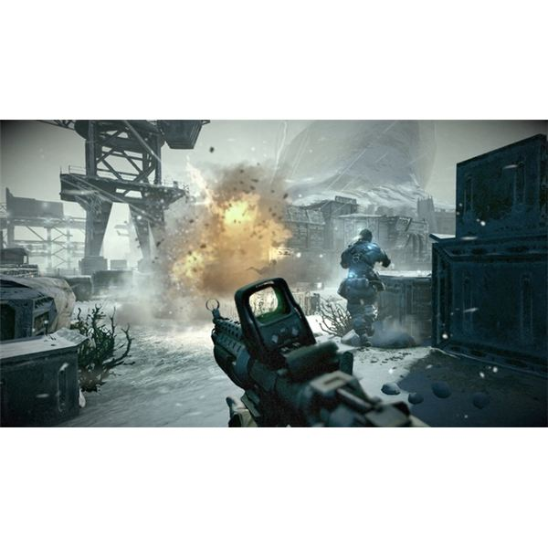 Various competitive and cooperative modes round out the multiplayer aspect of Killzone 3 nicely.