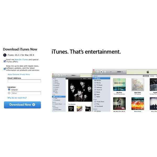 Getting Started with Downloadable Music: Apple iTunes Beginners Guide