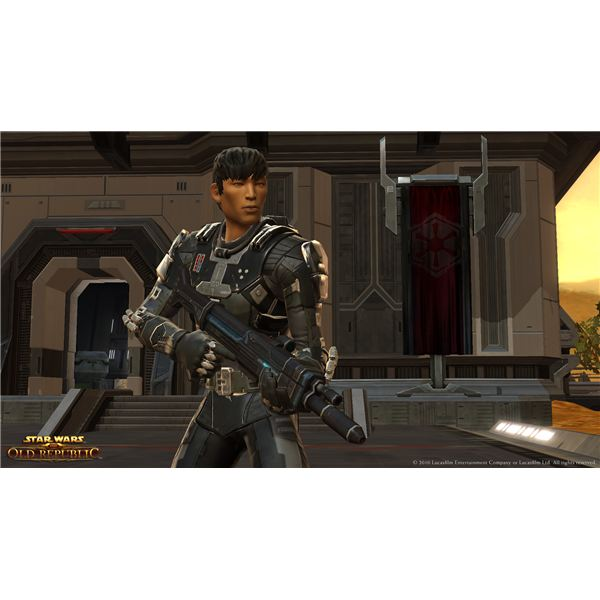 Imperial Agent - Operative
