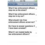 Stops and Arrests