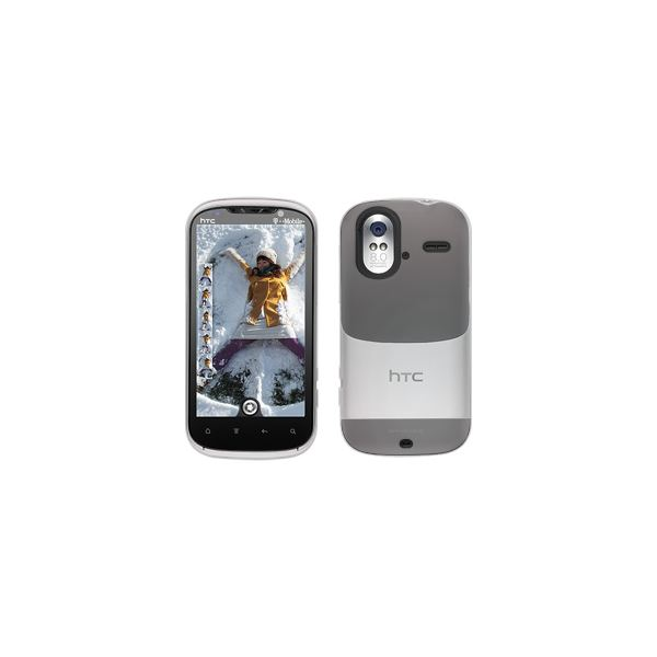 Amzer® Clear Snap On Crystal Hard Case For HTC Amaze 4G