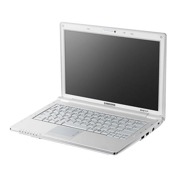 Samsung NC20, a 12 inch laptop.