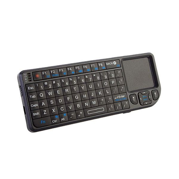 Rii Mini Wireles Touchpad Mouse and Keyboard