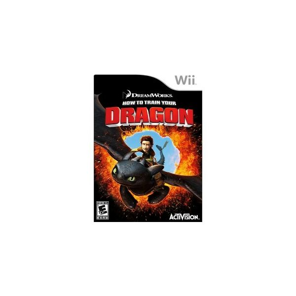 How to Train Your Dragon Wii Review