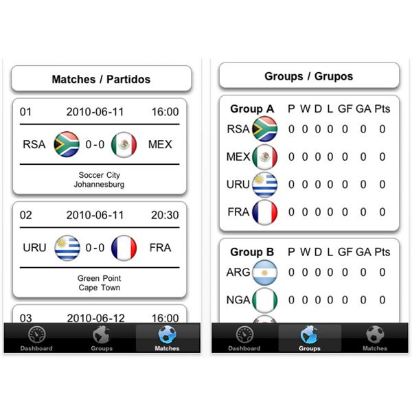 iSouthAfrica 2010 Free - South Africa 2010 World Cup Guide
