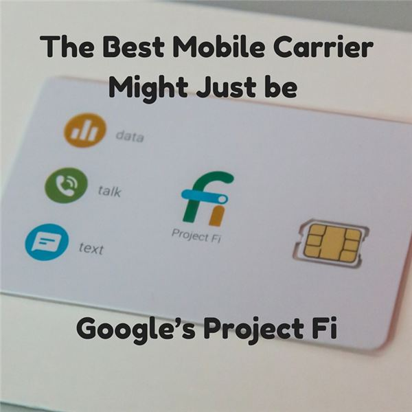 Looking For a Cheap Mobile Carrier? Check Out Google Fi.