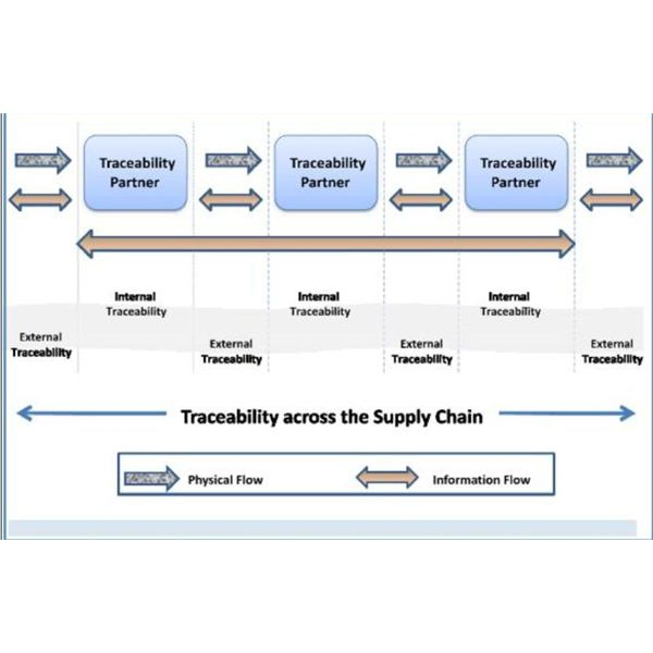 Standards for Developing Traceability for Food Supply Systems as Recommended by the IFT