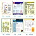 Certificate Street Newsletters