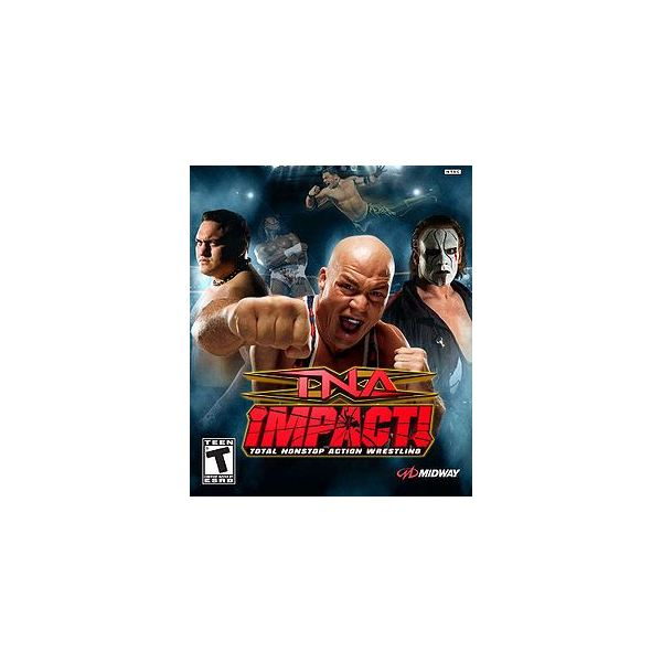 TNA Impact Cover Art