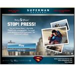 Superman Returns Stop Press