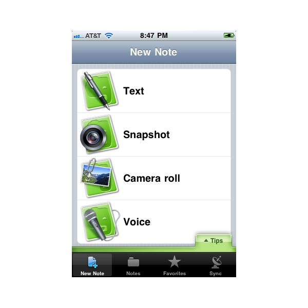 Evernote App Review: Check out Evernote on the iPhone/iPod Touch