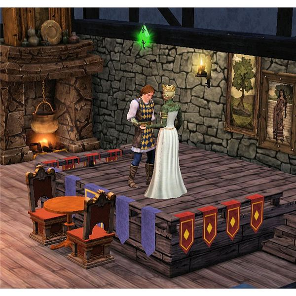 How to Take The Sims Medieval Screenshots