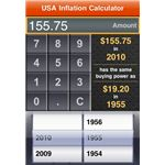 USA inflation calculator