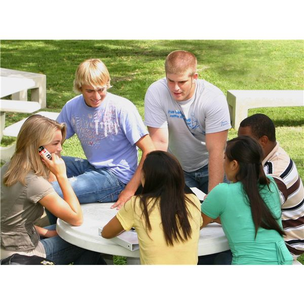 Helping Teens Build Healthy Relationships
